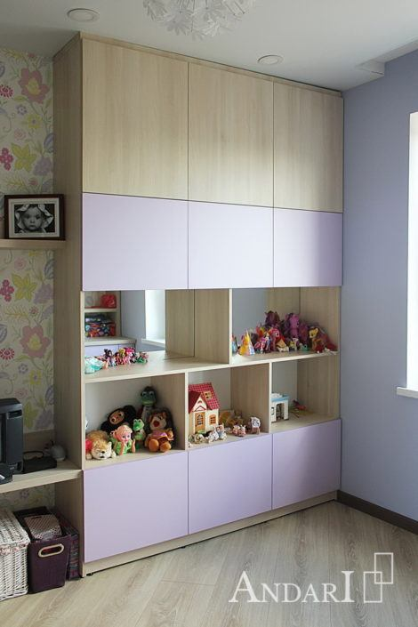 детская комната андари
